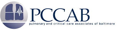 Pulmonary and Critical Care Associates of Baltimore Logo